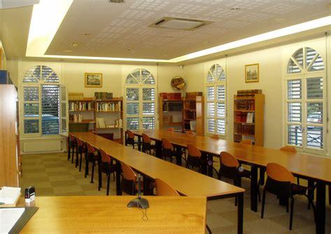 inscription et fonctionnement salle de lecture et