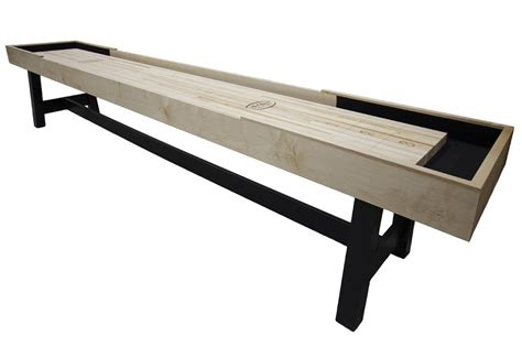 Maple Cabinet by Introducing Mcclure S New Oxford And Contempo Shuffleboard