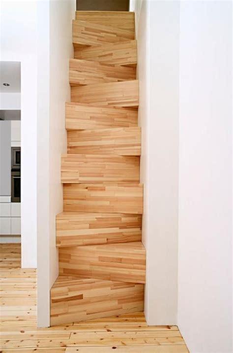 Treppen Für Kleine Räume by Moderne Treppen Design F 252 R Kleine R 228 Ume Platz Sparen