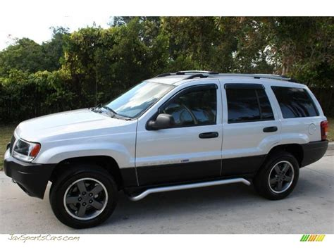 silver jeep grand cherokee 2004 2004 jeep grand cherokee freedom edition 4x4 in bright