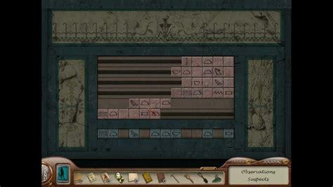 nancy drew tomb   lost queen part  hieroglyph