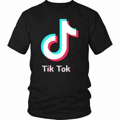 Tik Tok Shirts Birthday Badass Prefer Educational