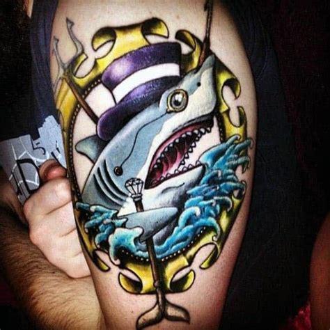 shark attack     shark tattoo design ideas