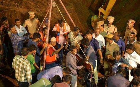 After 5 days, Tamil Nadu child Sujith trapped in borewell ...