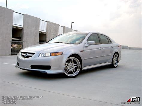custom rj wheels acura tl photo s album number 4615