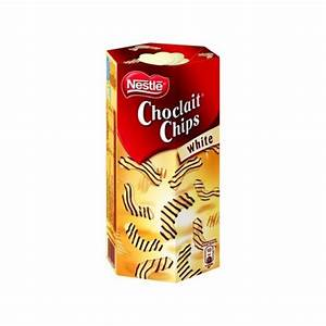 NESTLE Chocolate Chips White