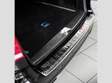Schätz Edelstahl Ladekantenschutz EKlasse S212 Facelift