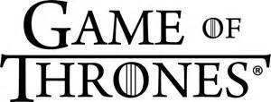 Game Of Thrones Logo Vector (.EPS) Free Download