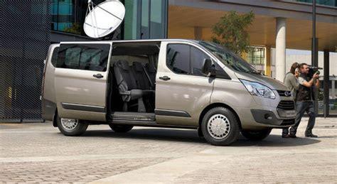 ford transit custom ladefläche ford transit tradizione e innovazione un auto a 9 posti
