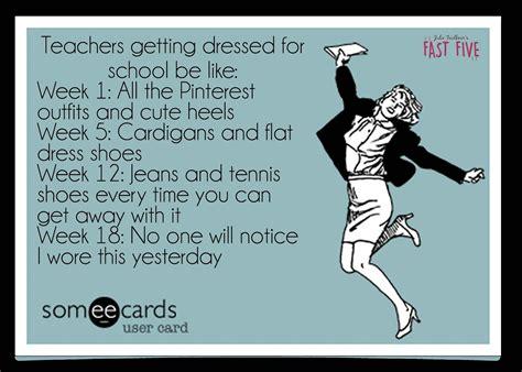 Cute Teacher Outfits For Back To School Teacher Meme