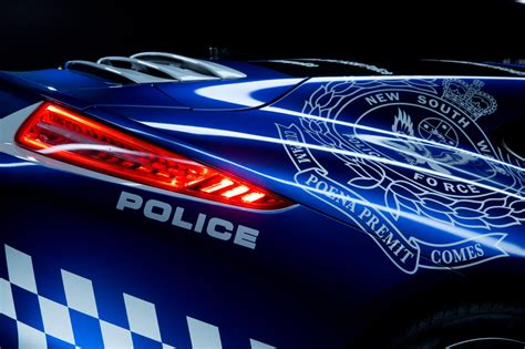 porsche  carrera police car joins nsw force