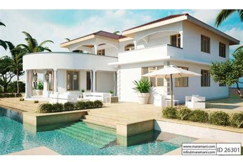 story house  pool id  house plans  maramani