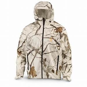 Browning Snow Camo Parka - 597489, Camo Jackets at ...