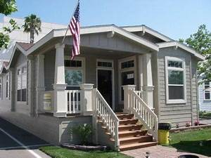 Double Wide Mobile Homes - what makes them double vs