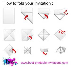 diy invitations origami invitations
