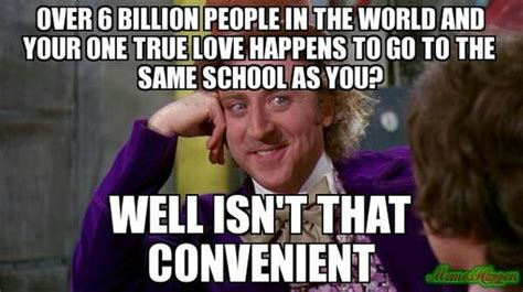 Willie Wonka Meme - the blueprint the extremely violent world war meme
