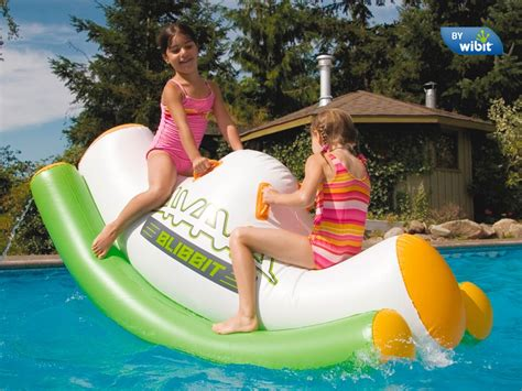 Pool Toy Seesaw! Want It! Now You Don't Have To Feel Bad