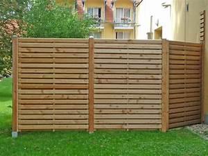 Windschutz Aus Holz : holz braunstein garten freizeit sichtschutz ~ Markanthonyermac.com Haus und Dekorationen