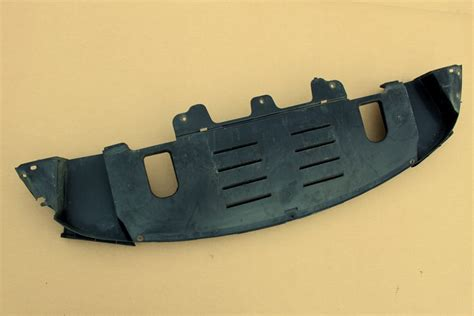 front bumper undertray lower valance panel jaguar s type