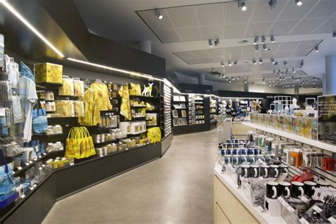 Museum Shop by 187 Gogh Museum Shop By Day Amsterdam Netherlands