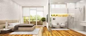 Bad Im Schlafzimmer : offenes badezimmer modernes konzept bad11 ratgeber ~ A.2002-acura-tl-radio.info Haus und Dekorationen