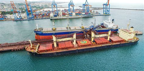 Dry bulk shipping could benefit as Europe turns away from ...