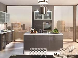 cuisine complete avec electromenager brico depot 8 With cuisine ilot central conforama
