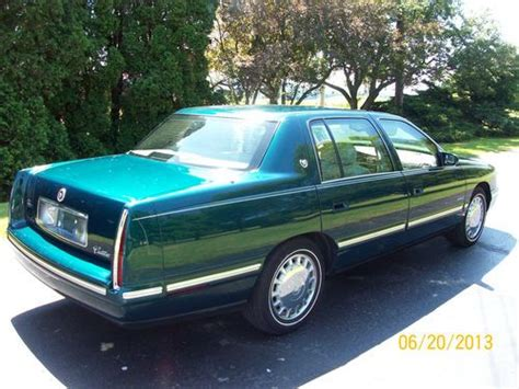 buy   cadillac deville  miles  loaded chrome wheels mint condition  hornell