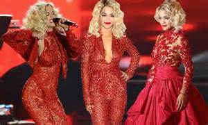 MTV Europe Music Awards 2012: Rita Ora takes to the stage ...