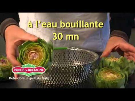 comment cuisiner un artichaut comment préparer et cuire l 39 artichaut
