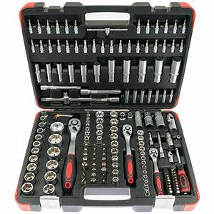 Kfz Werkzeug Set : steckschl ssel satz 172 tlg set knarrenkasten ratschen kasten 1 2 kfz werkzeug ebay ~ Yasmunasinghe.com Haus und Dekorationen