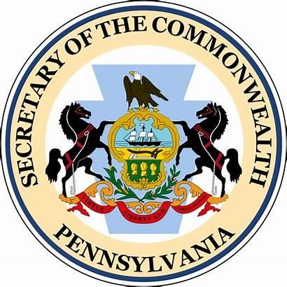Secretary Seal Commonwealth Pennsylvania Svg Pa Wikipedia