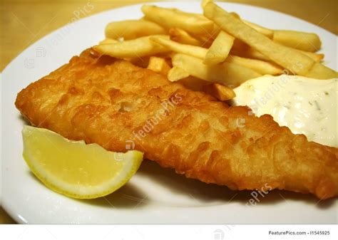 image  fish  chips