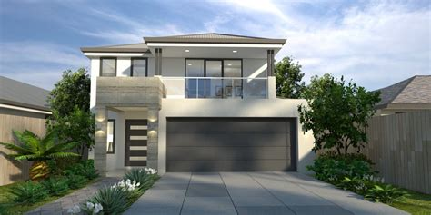 palm beach double storey home design  purchase quality double storey home designs