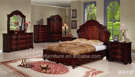 wholesale cheap bedroom furniture prices luxury solid