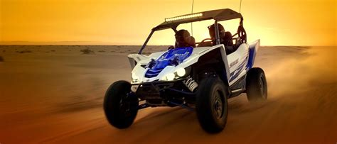 The Yamaha Yxz1000r Is A Wicked Off-road Buggy With A