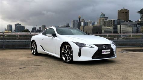 Lexus Lc Msrp by Lexus Lc500 2019 Review Carsguide