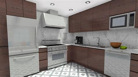 New Kitchen Design Updates  Roomsketcher Blog
