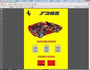 Ferrari F355 - Service Manual