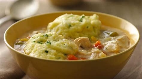 Gluten-free Chicken And Dumplings Recipe From Betty Crocker
