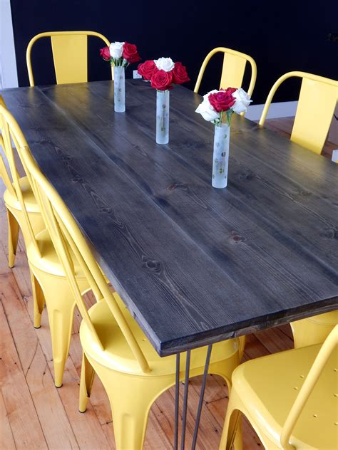 large kitchen table diy dining table 3664
