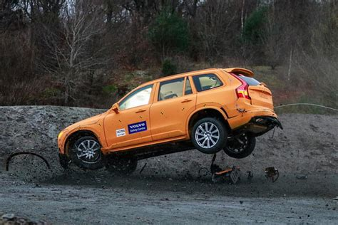 Volvo Injury Proof Car 2020 by Volvo S Xc90 And The Road To Zero Traffic Fatalities And