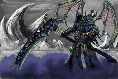 Featured Fan Artwork Death Reaper Form Darksiders Dungeon