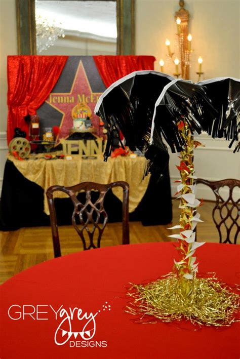 Kara's Party Ideas Red Carpet Planning Ideas Supplies Idea