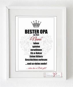 Bester Schließzylinder Der Welt : wanddeko grafik bester opa der welt zum selber drucken ein designerst ck von soulmate ~ Buech-reservation.com Haus und Dekorationen