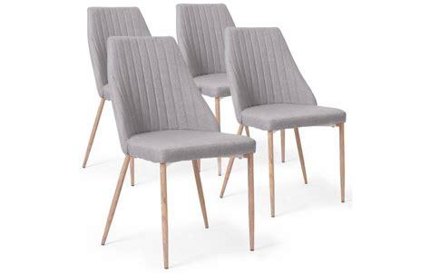 chaise simili cuir blanc chaise bois et simili cuir maison design modanes com