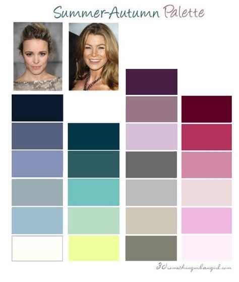 soft autumn color palette top 25 best summer color palettes ideas on