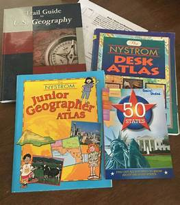 Trail Guide To U  S  Geography   A Teacher U0026 39 S Manual With