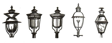 gas lights lighting dating landscape change