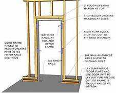 Installing New Exterior Door In Existing Frame by Framing Out A Door With Floating Basement Walls AnandTech Forums Basement